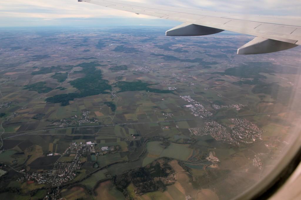 Deutschland von oben