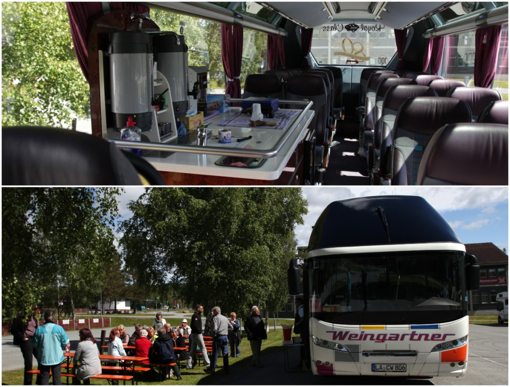 Weingartner Reisen – Royal Class Bus