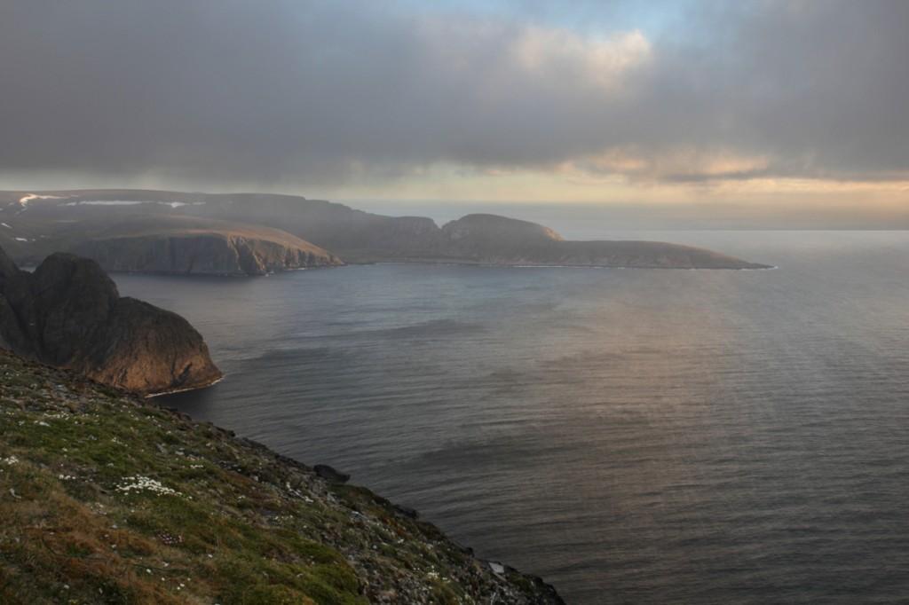 Knivskjellodden – nördlicher als das Nordkap
