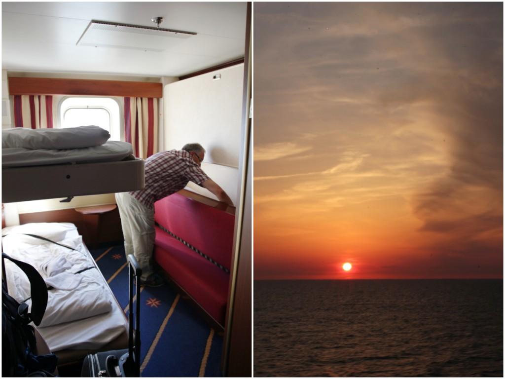Fahrt mit der Viking Line